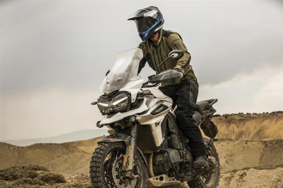 GORE-TEX® et Triumph Motorcycles