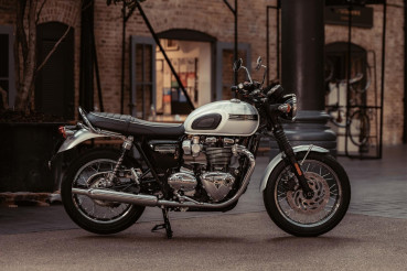 BONNEVILLE T120 DIAMOND