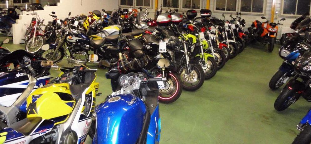 Notre expo dédié aux motos d
